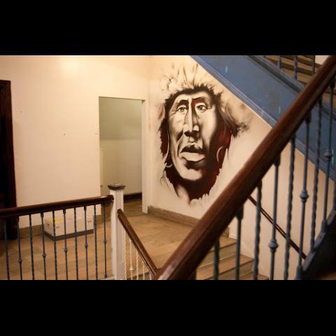 AIC Mural